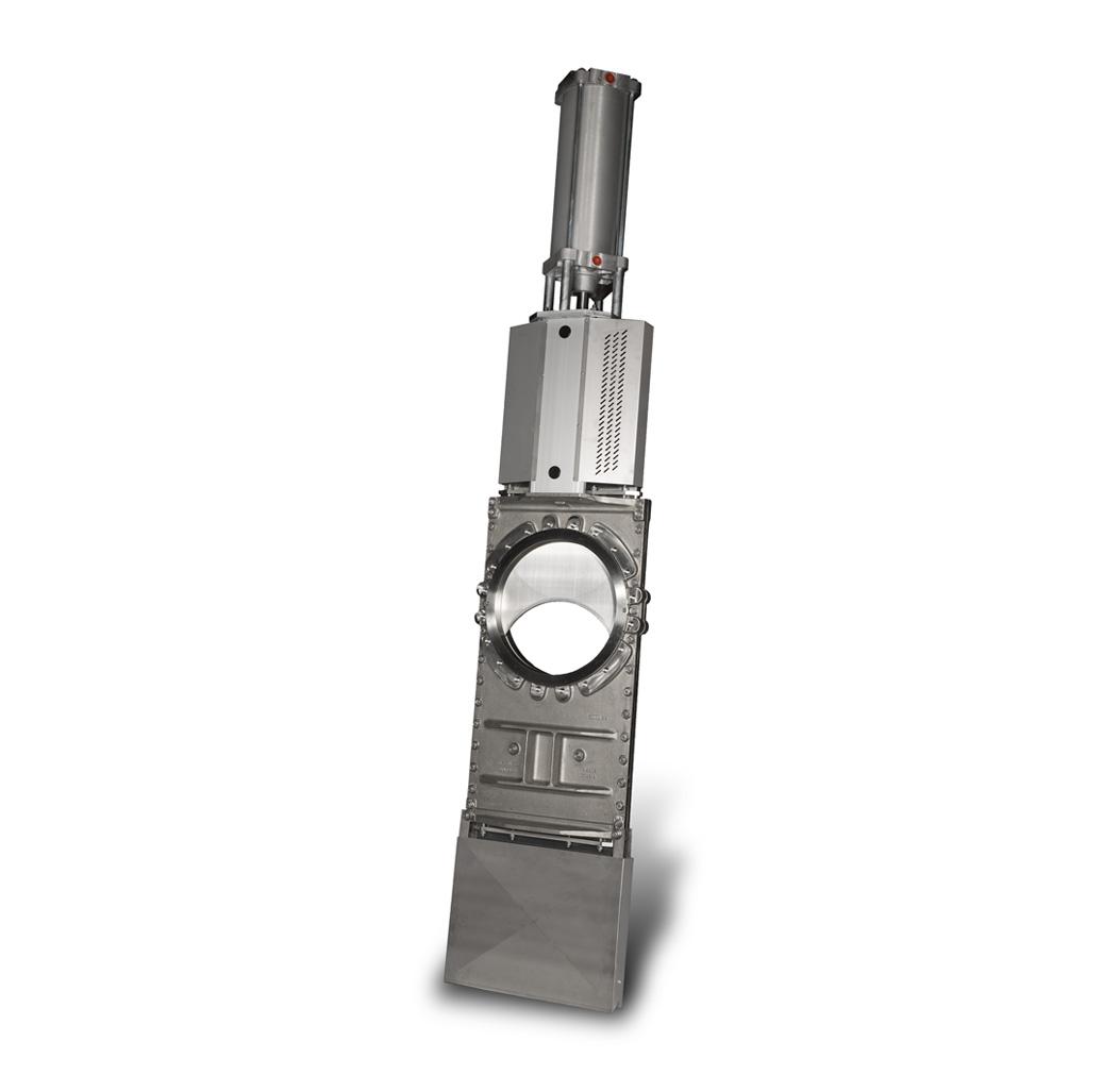 HL knife gate valve